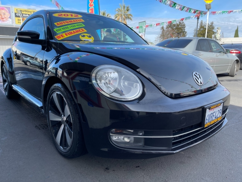 Volkswagen Beetle 2012 price Call for Pricing.