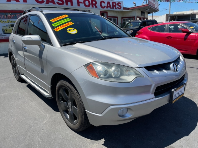 Acura RDX 2009 price Call for Pricing.