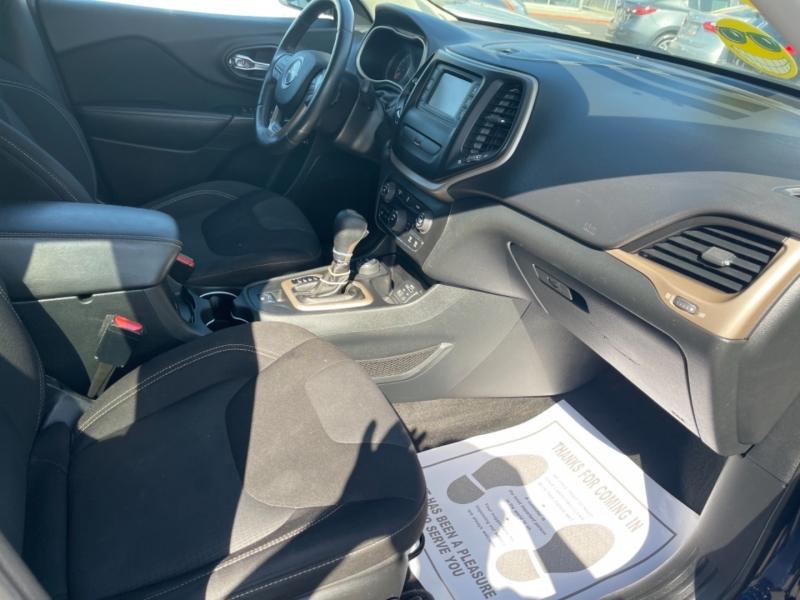 Jeep Cherokee 2015 price $12,495