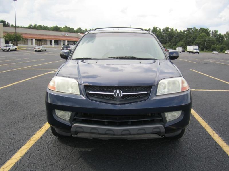Acura MDX 2003 price $4,500