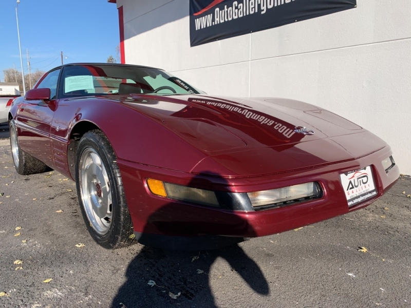 CHEVROLET CORVETTE 1993 price $10,995