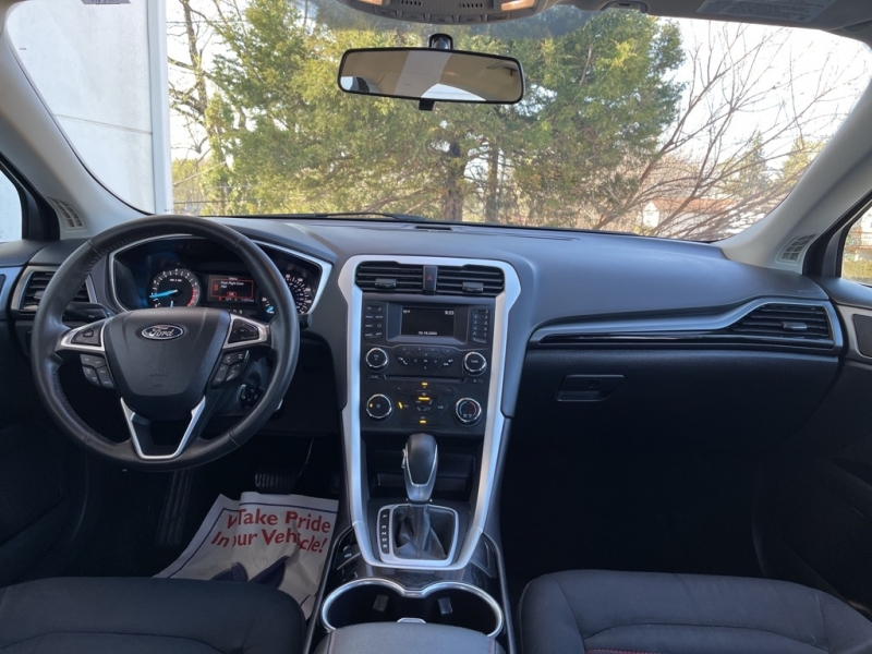 FORD FUSION 2015 price $9,810