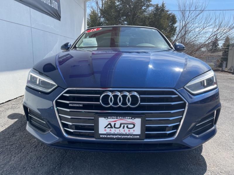 AUDI A5 2018 price $34,495
