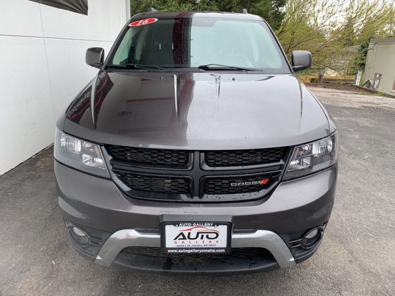 DODGE JOURNEY 2016 price $15,776