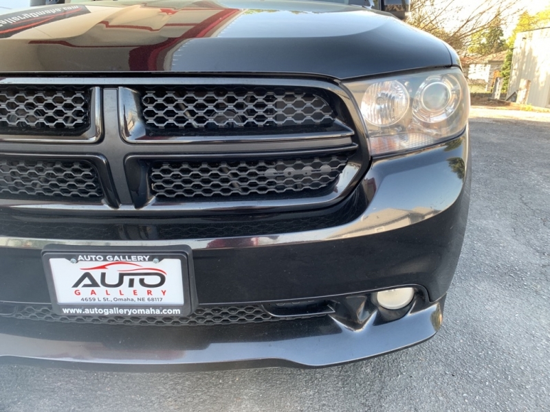 DODGE DURANGO 2012 price $16,436