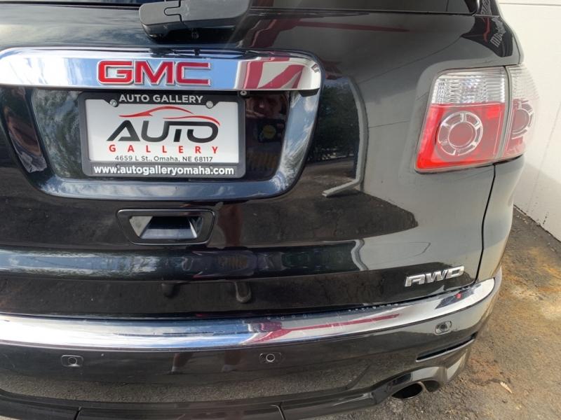 GMC ACADIA 2011 price $13,368