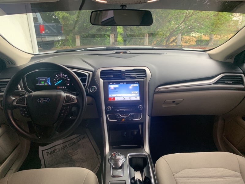 FORD FUSION 2018 price $15,960