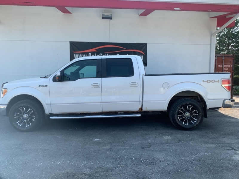 FORD F150 2011 price $17,960