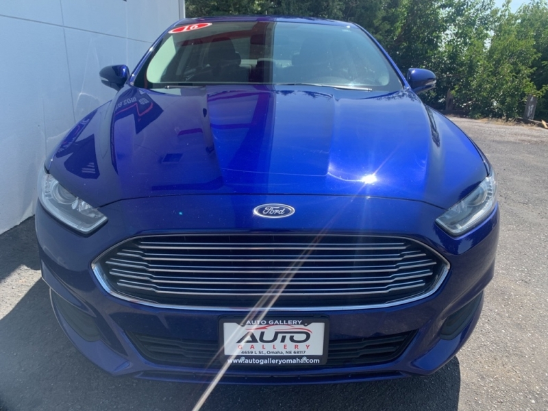 FORD FUSION 2016 price $14,365