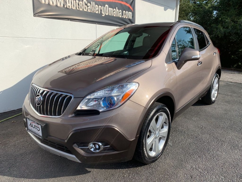 BUICK ENCORE 2015 price Call for Pricing.