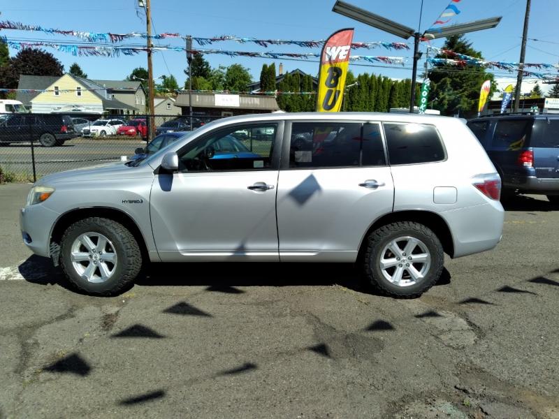 Toyota Highlander Hybrid 2008 price $7,995