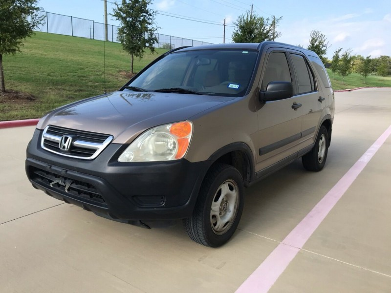 Honda CR-V 2002 price $3,500