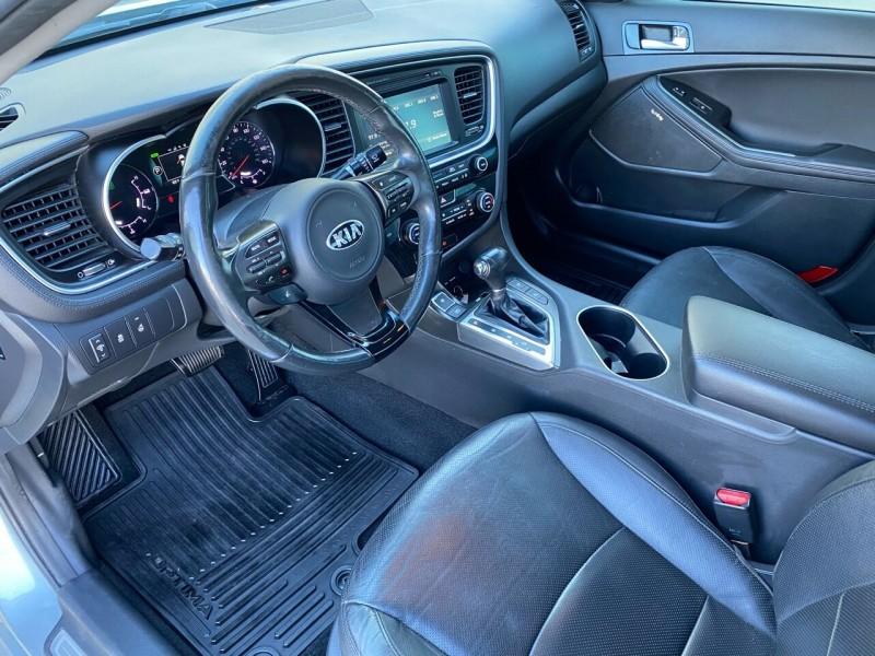 Kia Optima Hybrid 2014 price $6,850