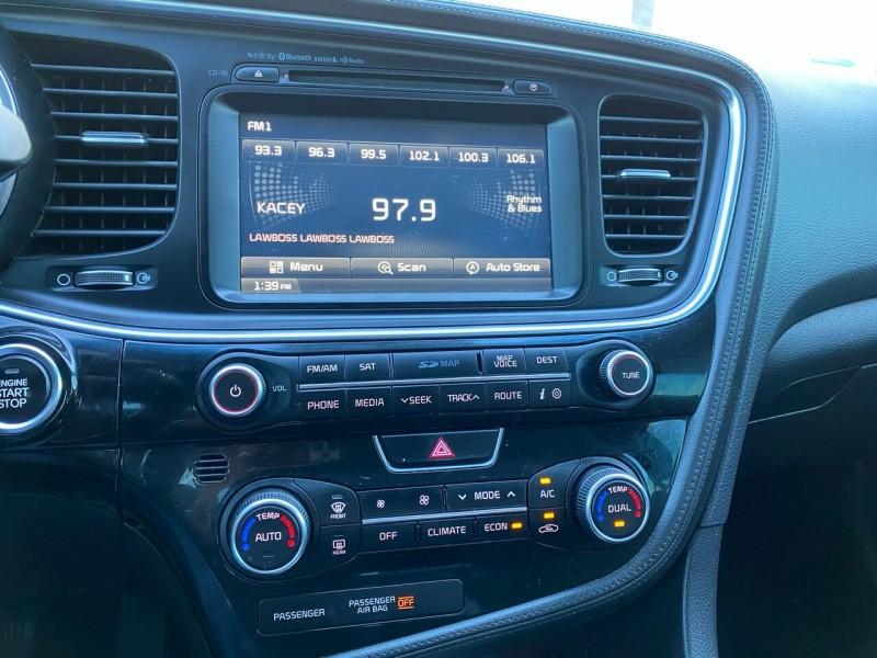 Kia Optima Hybrid 2014 price $7,995