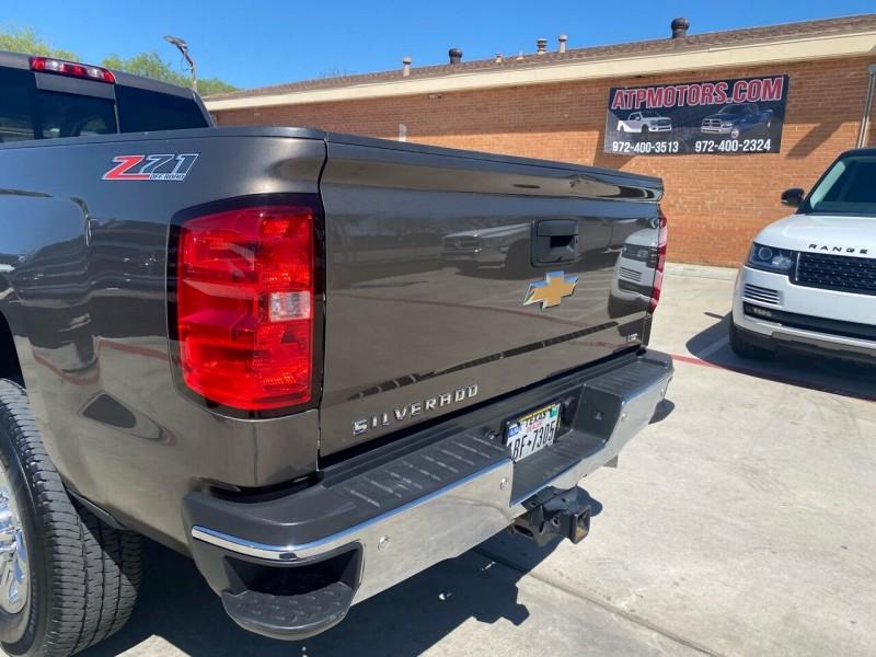Chevrolet Silverado 2500HD 2015 price $28,850