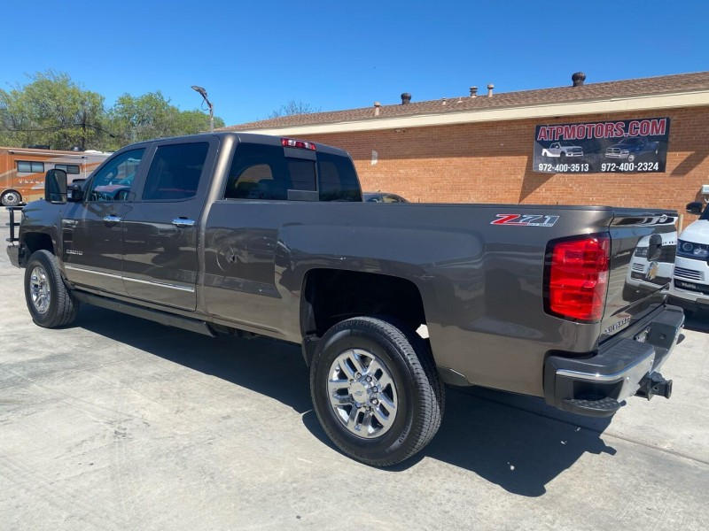 Chevrolet Silverado 2500HD 2015 price $28,850