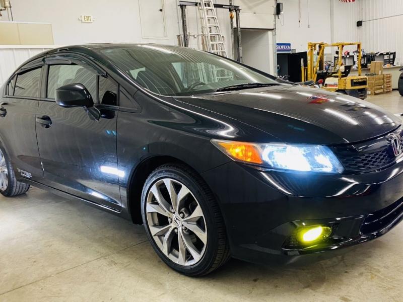 HONDA CIVIC 2012 price $14,300