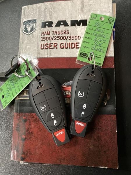 DODGE RAM 1500 2011 price $16,700