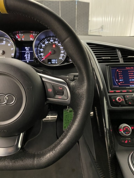 AUDI R8 2009 price $69,703