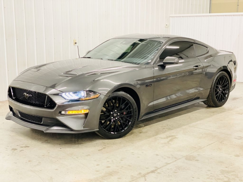 FORD MUSTANG 2018 price $49,900
