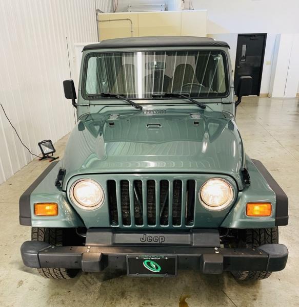 JEEP WRANGLER / TJ 1999 price $11,500