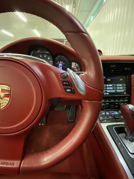 PORSCHE 911 2012 price $63,500