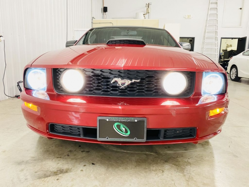 FORD MUSTANG 2009 price $13,500