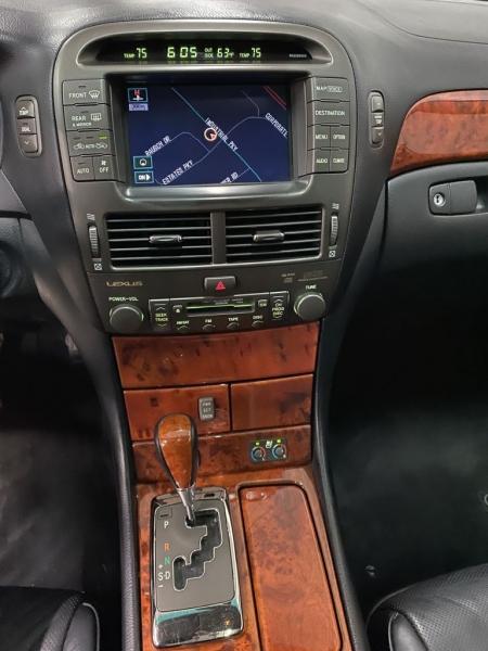 LEXUS LS 2004 price $11,900