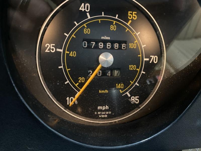 MERCEDES BENZ SL 450 1980 price $27,500
