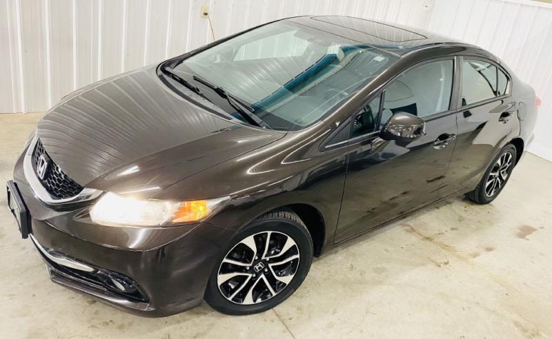 HONDA CIVIC 2013 price $12,490
