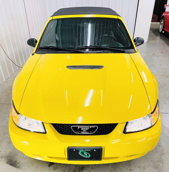 FORD MUSTANG 1999 price $9,900