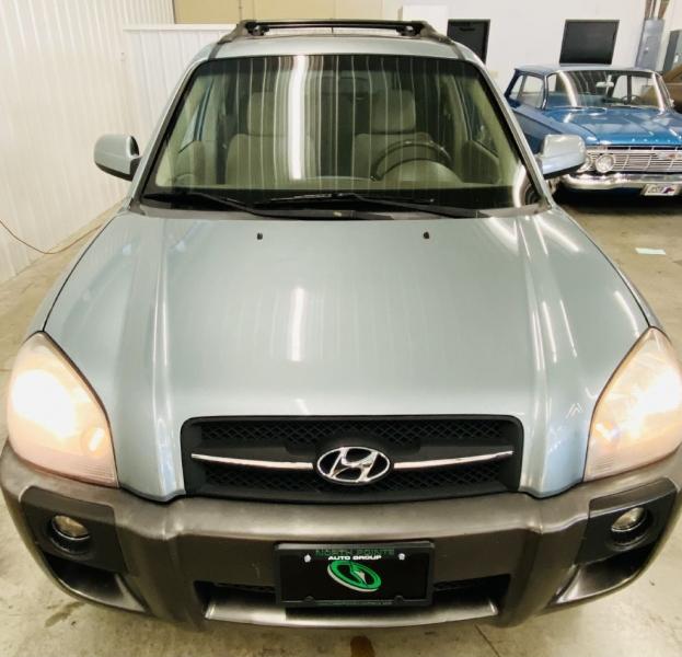 HYUNDAI TUCSON 2006 price $5,750