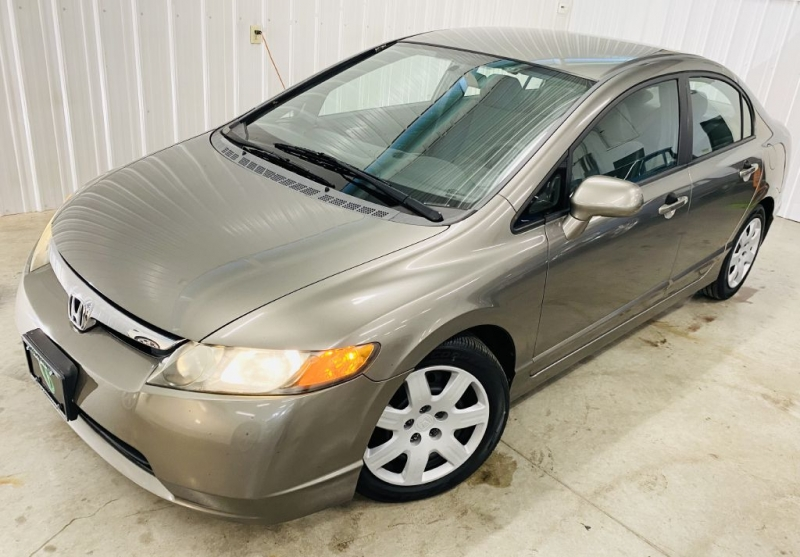 HONDA CIVIC 2008 price $9,400