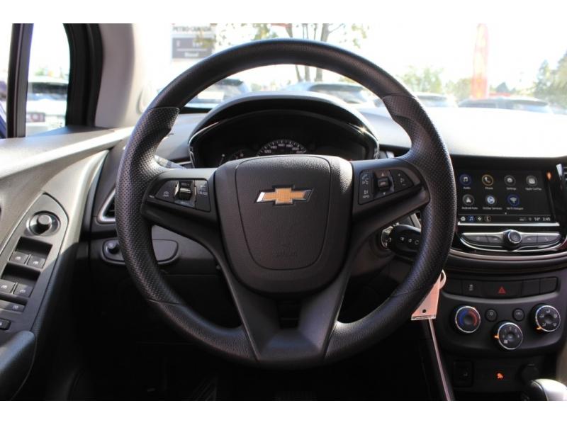 Chevrolet Trax 2019 price $21,889