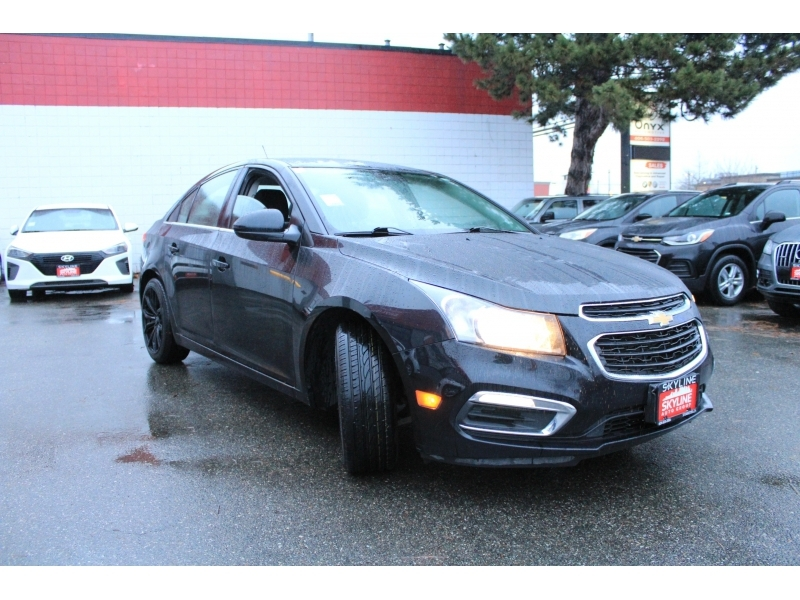 Chevrolet Cruze Limited 2016 price $10,889
