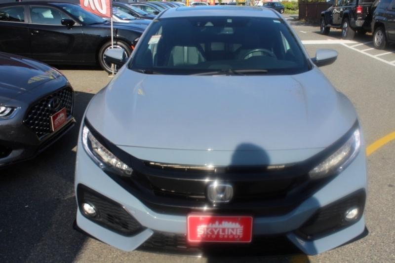 Honda Civic Hatchback 2018 price $26,889