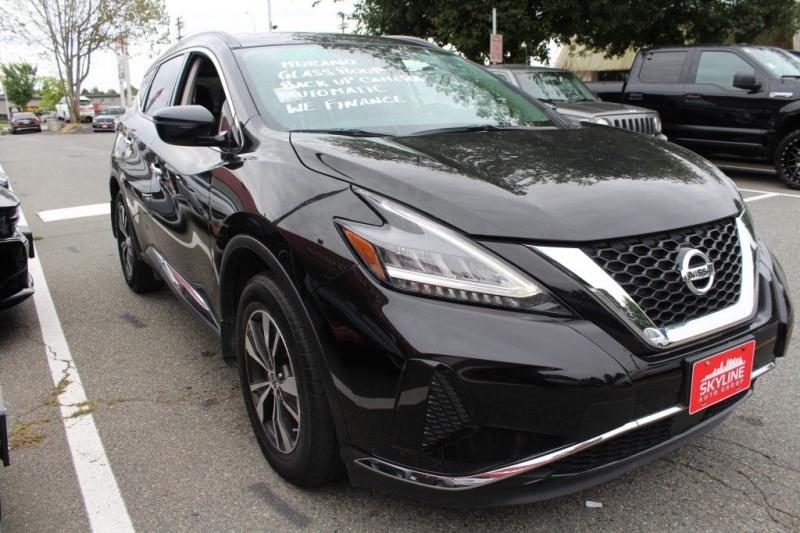 Nissan Murano 2019 price $29,889