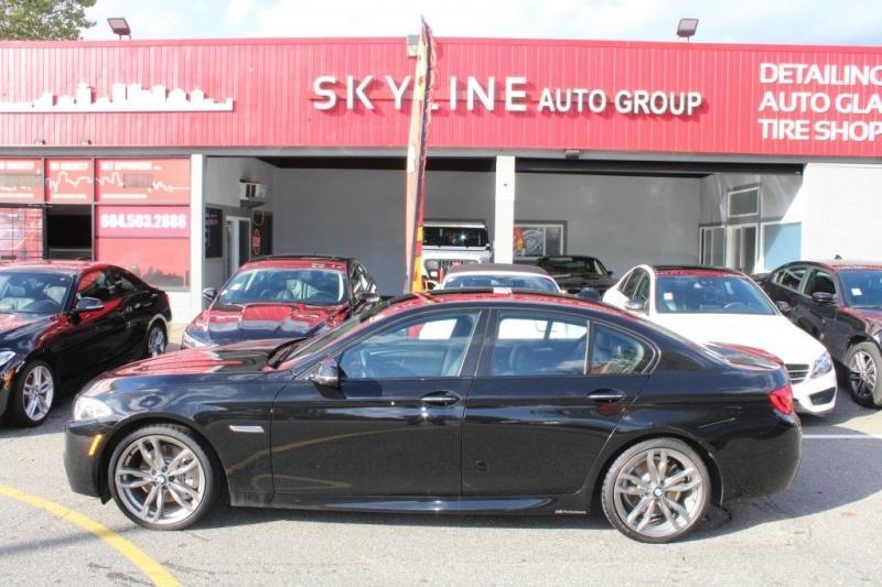 BMW 5-Series 2016 price $27,889