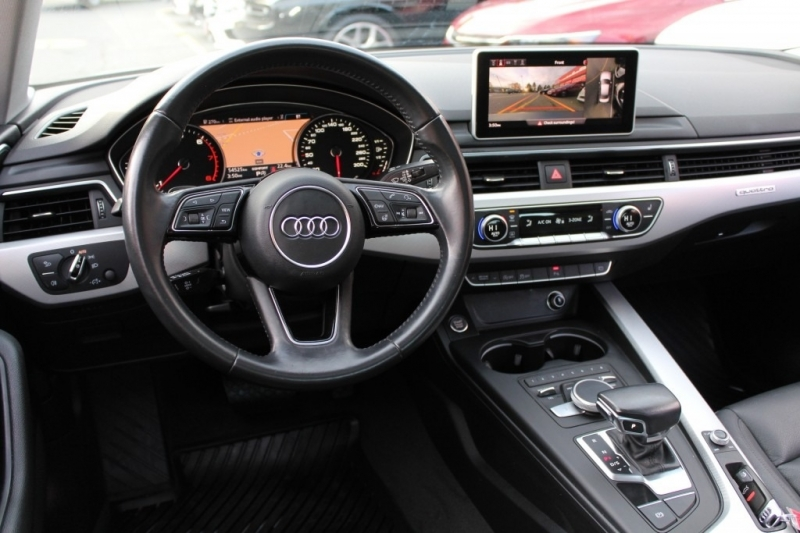 Audi A4 2017 price $31,889