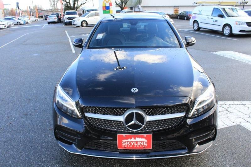 Mercedes-Benz C-Class 2020 price $42,889