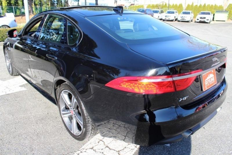 Jaguar XF 2019 price $42,889