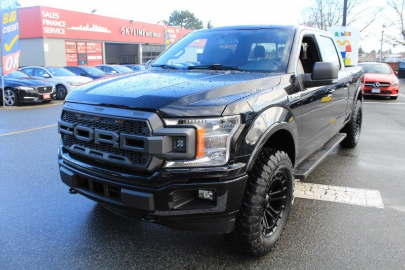 Ford F-150 2019 price $42,889