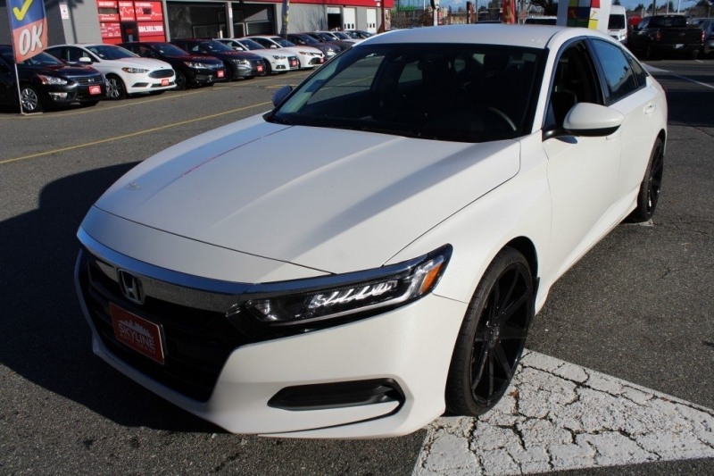 Honda Accord 2019 price $27,889