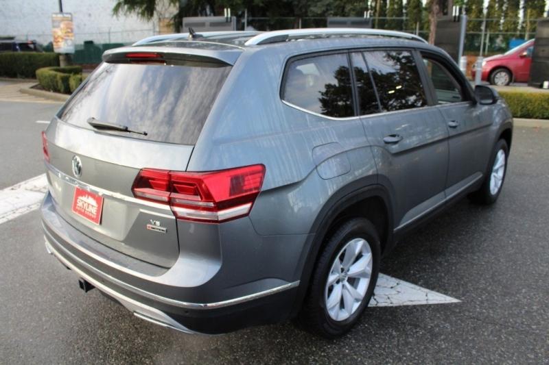 Volkswagen Atlas 2019 price $39,889