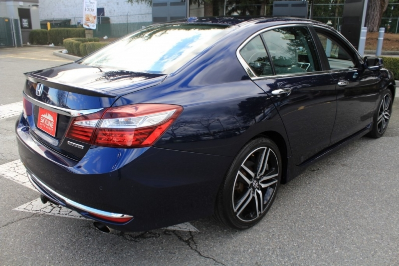 Honda Accord Sedan 2017 price $29,889