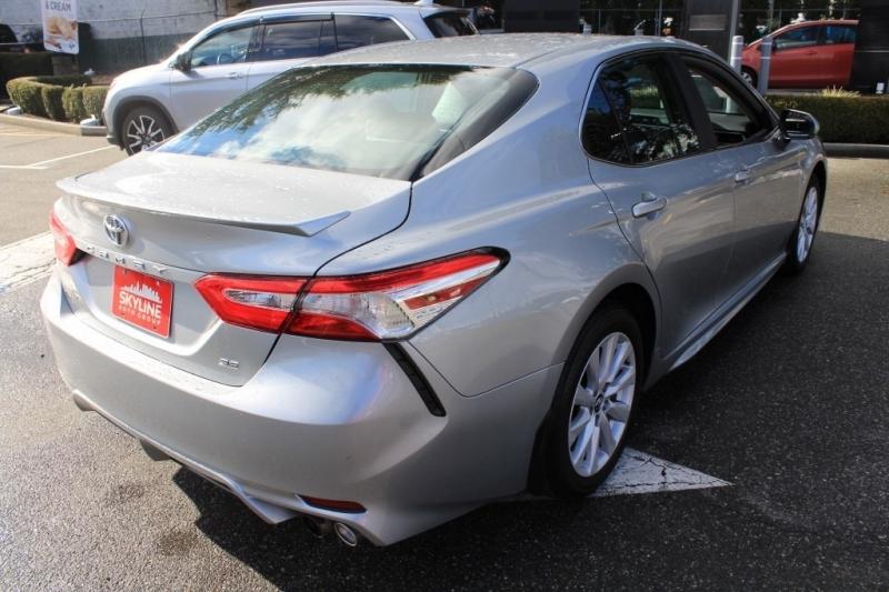 Toyota Camry 2020 price $28,889