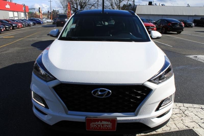 Hyundai Tucson 2020 price $32,889