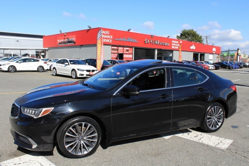 Acura TLX 2018 price Call for Pricing.