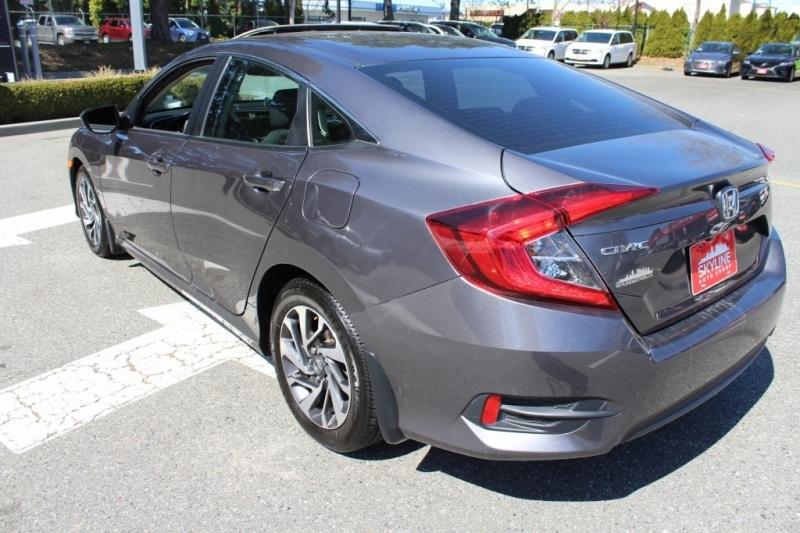 Honda Civic Sedan 2018 price Call for Pricing.