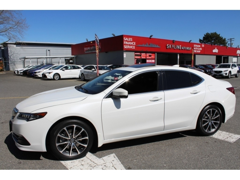Acura TLX 2017 price Call for Pricing.